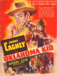 Oklahoma Kid - 43 x 62 Movie Poster - Bus Shelter Style B