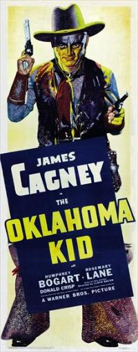 Oklahoma Kid - 14 x 36 Movie Poster - Insert Style A