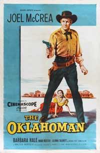 The Oklahoman - 27 x 40 Movie Poster - Style A
