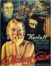 The Old Dark House - 11 x 17 Poster - Foreign - Style A
