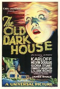 The Old Dark House - 43 x 62 Movie Poster - Bus Shelter Style A