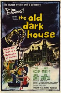 The Old Dark House - 11 x 17 Movie Poster - Style A