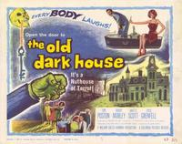 The Old Dark House - 11 x 14 Movie Poster - Style A