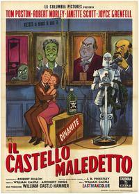The Old Dark House - 11 x 17 Movie Poster - Italian Style A