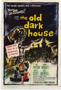The Old Dark House - 27 x 40 Movie Poster - Style A