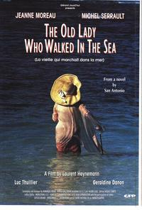 The Old Lady Who Walked in the Sea - 27 x 40 Movie Poster - Style A