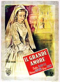 The Old Maid - 11 x 17 Movie Poster - Italian Style A