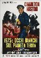 Omega Man - 27 x 40 Movie Poster - Italian Style A
