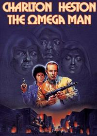 Omega Man - 11 x 17 Movie Poster - Style C
