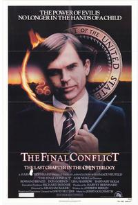 Omen 3: The Final Conflict - 27 x 40 Movie Poster - Style A