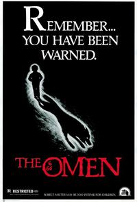 The Omen - 27 x 40 Movie Poster - Style C