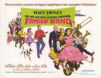The One and Only, Genuine, Original Family Band - 11 x 14 Movie Poster - Style A