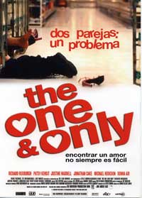 The One and Only - 27 x 40 Movie Poster - Spanish Style A