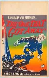 The One That Got Away - 11 x 17 Movie Poster - Style A