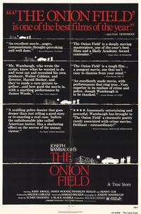 The Onion Field - 11 x 17 Movie Poster - Style A