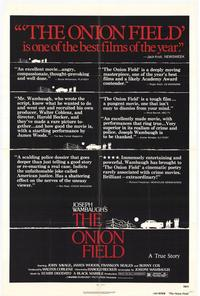 The Onion Field - 27 x 40 Movie Poster - Style A