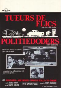 The Onion Field - 11 x 17 Movie Poster - Belgian Style A