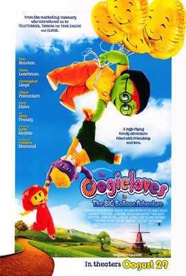 The Oogieloves in the Big Balloon Adventure - DS 1 Sheet Movie Poster - Style A
