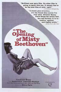 The Opening of Misty Beethoven - 27 x 40 Movie Poster - Style A