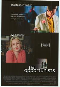 The Opportunists - 27 x 40 Movie Poster - Style A