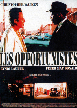 The Opportunists - 11 x 17 Movie Poster - French Style A