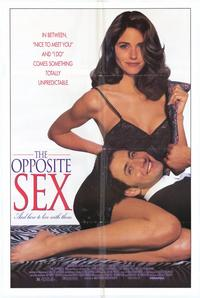 The Opposite Sex and How to Live With Them - 27 x 40 Movie Poster - Style B