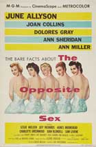 The Opposite Sex - 27 x 40 Movie Poster - Style B