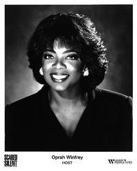 The Oprah Winfrey Show - 8 x 10 B&W Photo #1