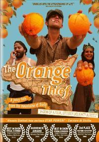 The Orange Thief - 11 x 17 Movie Poster - Style A