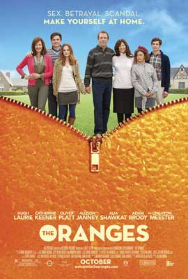 The Oranges - 11 x 17 Movie Poster - Style A