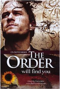 The Order - 27 x 40 Movie Poster - Style B