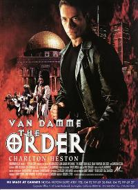 The Order - 27 x 40 Movie Poster - Style C