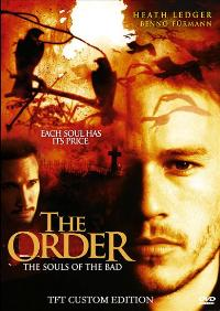 The Order - 27 x 40 Movie Poster - Style E