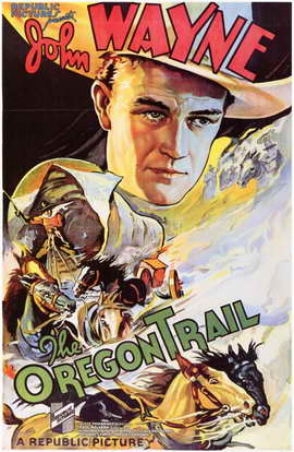 The Oregon Trail - 11 x 17 Movie Poster - Style A