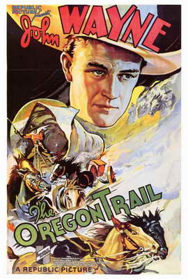 The Oregon Trail - 27 x 40 Movie Poster - Style A