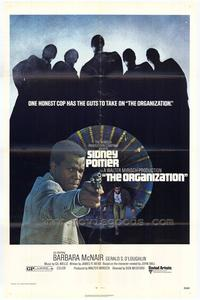 The Organization - 11 x 17 Movie Poster - Style A