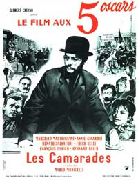 The Organizer - 11 x 17 Movie Poster - French Style A