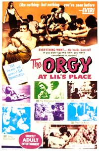 The Orgy - 11 x 17 Movie Poster - Style A