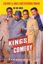 The Original Kings of Comedy - 27 x 40 Movie Poster - Style A