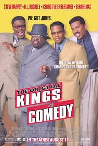 The Original Kings of Comedy - 11 x 17 Movie Poster - Style A