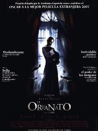 The Orphanage - 27 x 40 Movie Poster - Spanish Style A