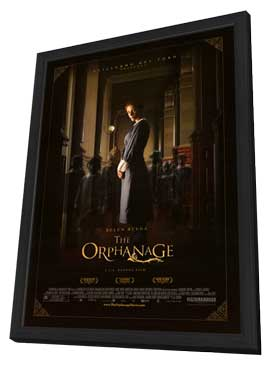 The Orphanage - 27 x 40 Movie Poster - Style A - in Deluxe Wood Frame