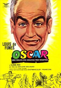 The Oscar - 11 x 17 Movie Poster - French Style A