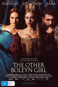 The Other Boleyn Girl - 27 x 40 Movie Poster - Style B