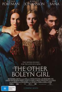 The Other Boleyn Girl - 43 x 62 Movie Poster - Bus Shelter Style B