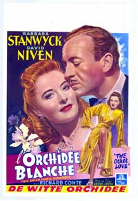 The Other Love - 11 x 17 Movie Poster - Belgian Style A