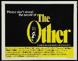 The Other - 30 x 40 Movie Poster - Style A