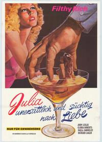 The Other Side of Julie - 11 x 17 Movie Poster - German Style A