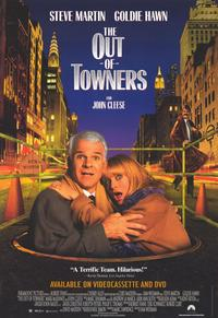 The Out-of-Towners - 11 x 17 Movie Poster - Style A