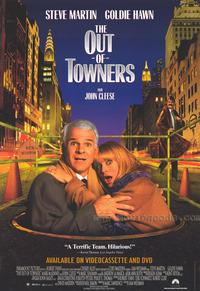 The Out-of-Towners - 43 x 62 Movie Poster - Bus Shelter Style A